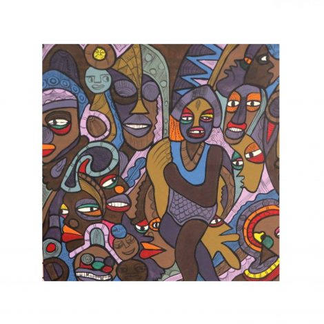 Stones & Bones Feat. Mpumi- Masambe (Santiago Garcia Remix)