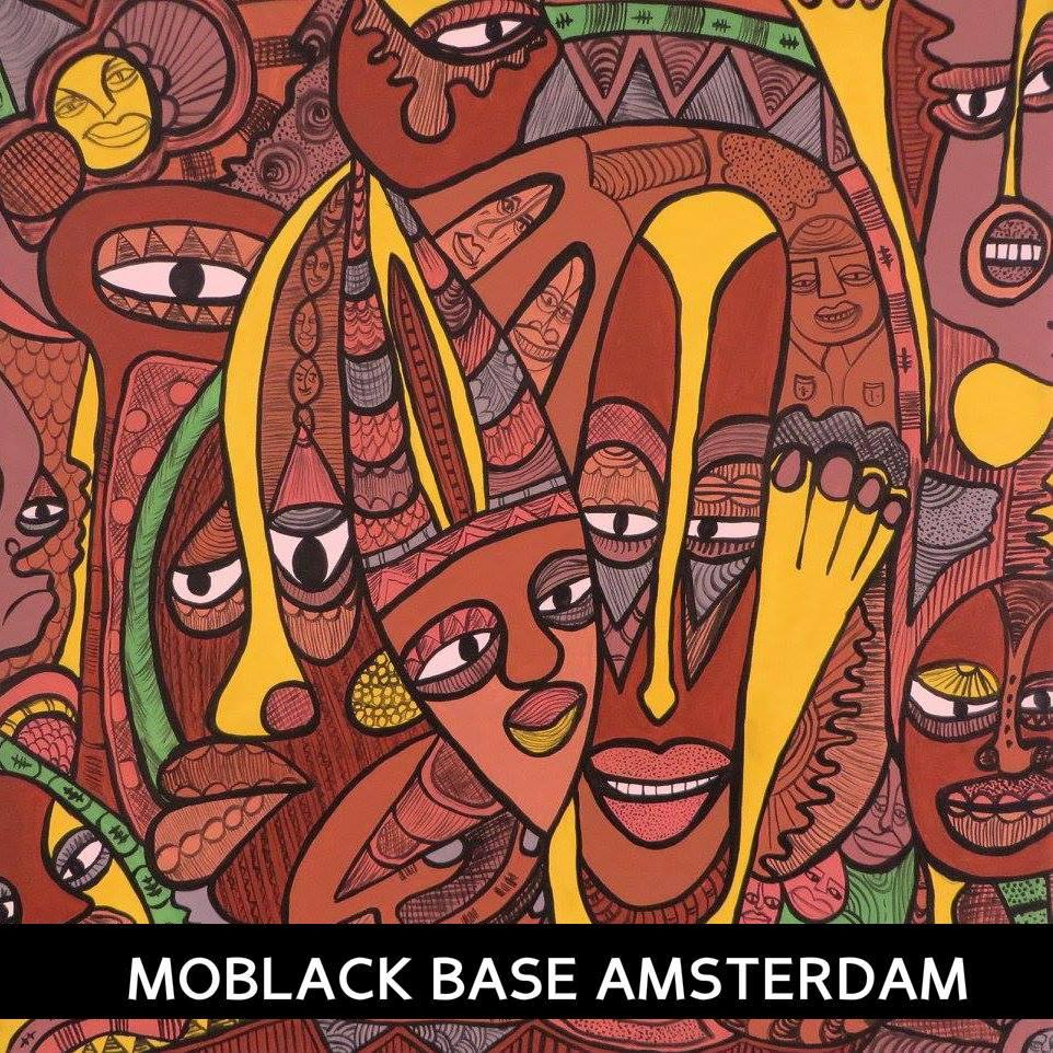 MoBlack Base Amsterdam 2018