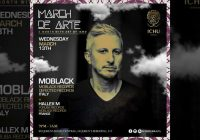 MARCH De ARTE w/ MoBlack