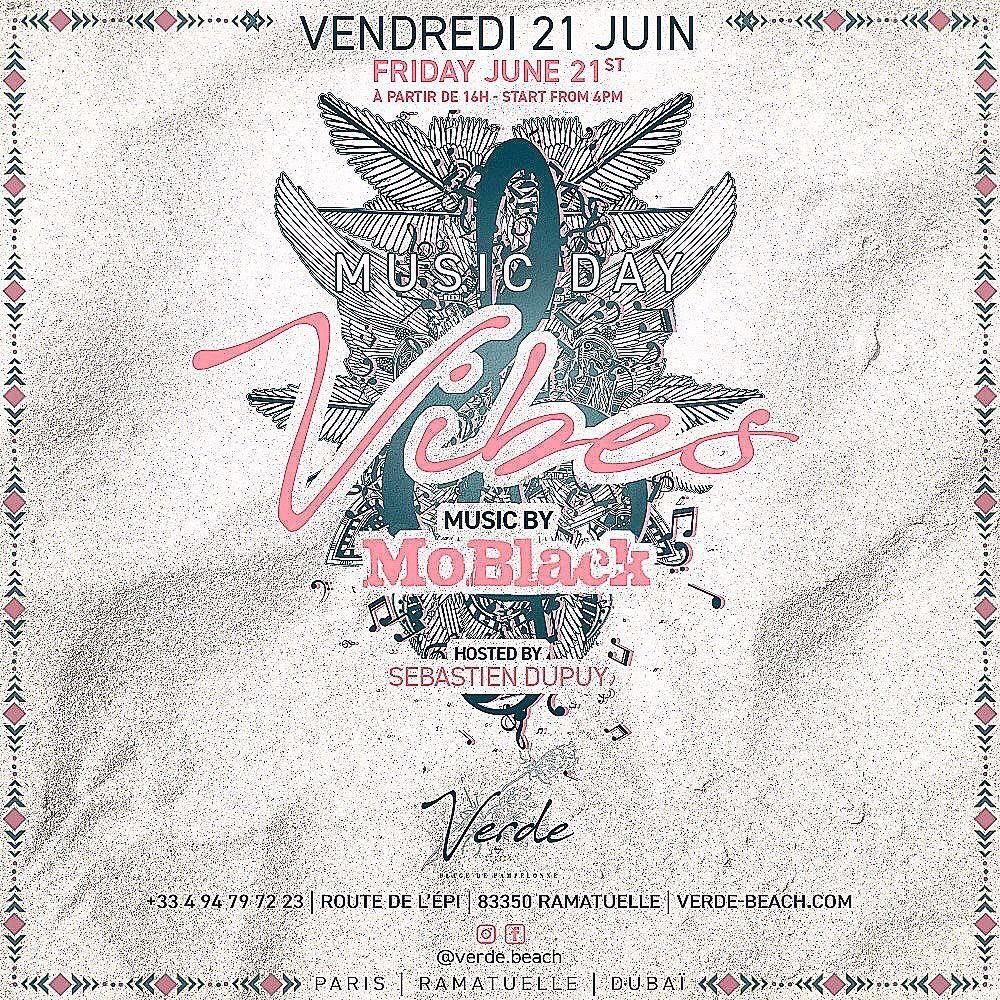 Verde Beach – Vibes w/ MoBlack