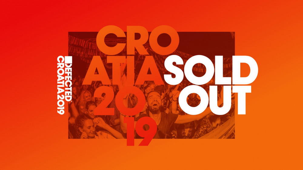 Defected Croatia 2019 – SOLD OUT!