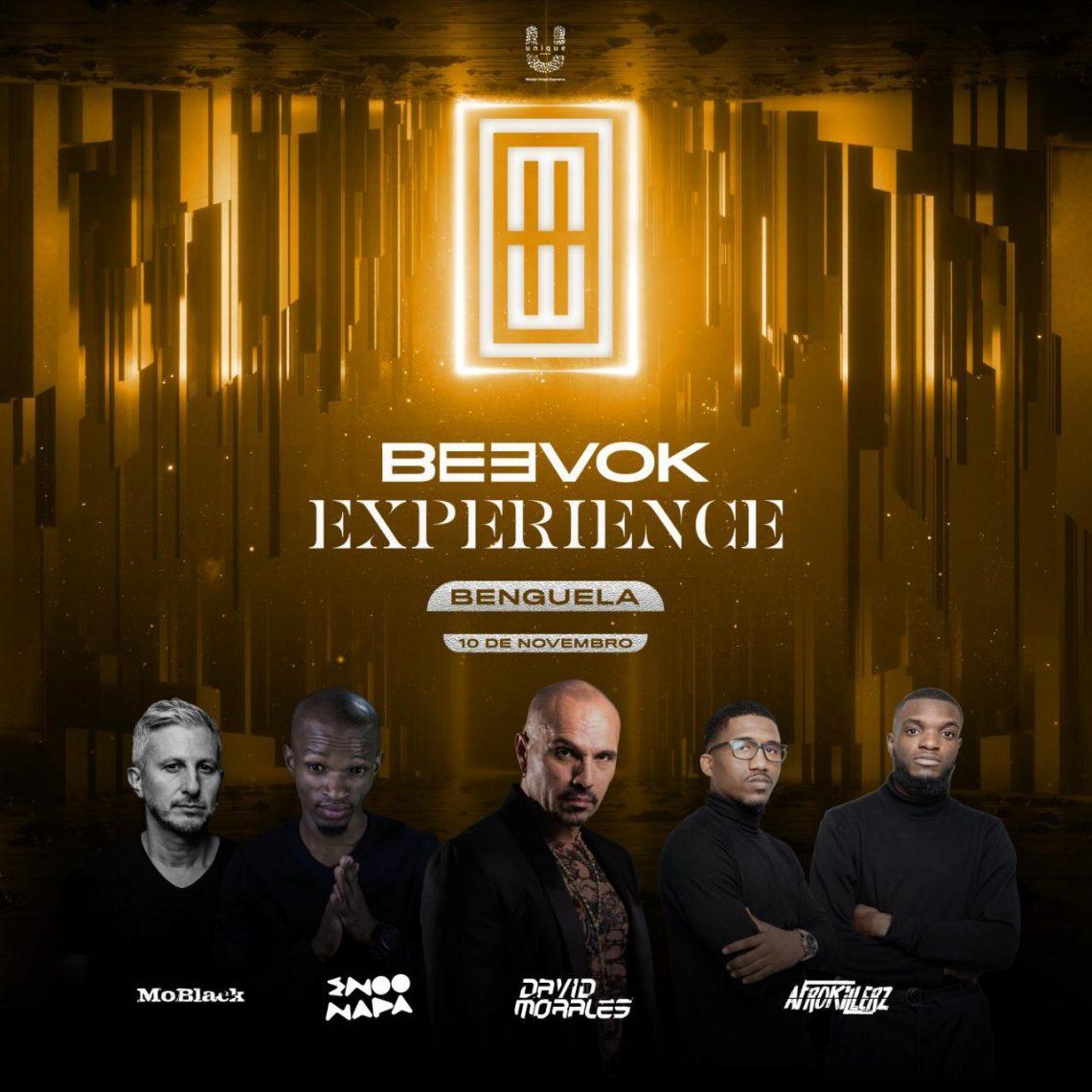 Beevok Experience – Benguela w/MoBlack