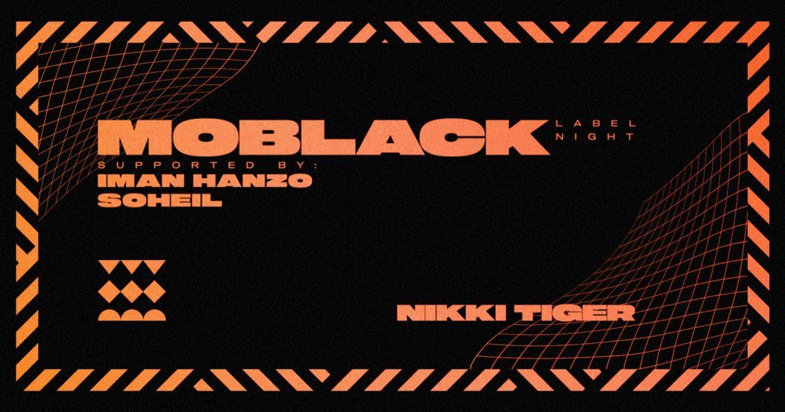 MoBlack Label Night at Nikki Tiger