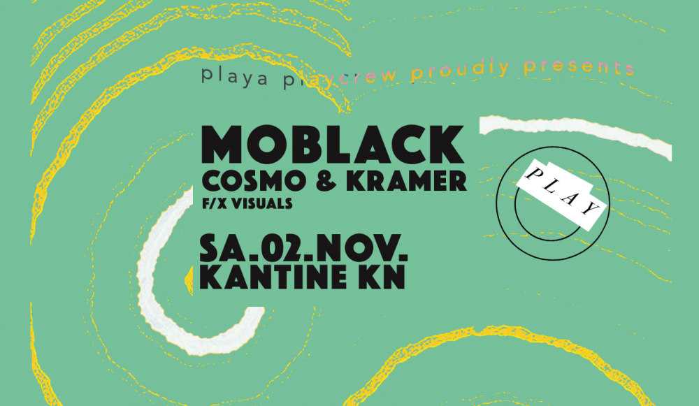 PLAY w/ MoBlack