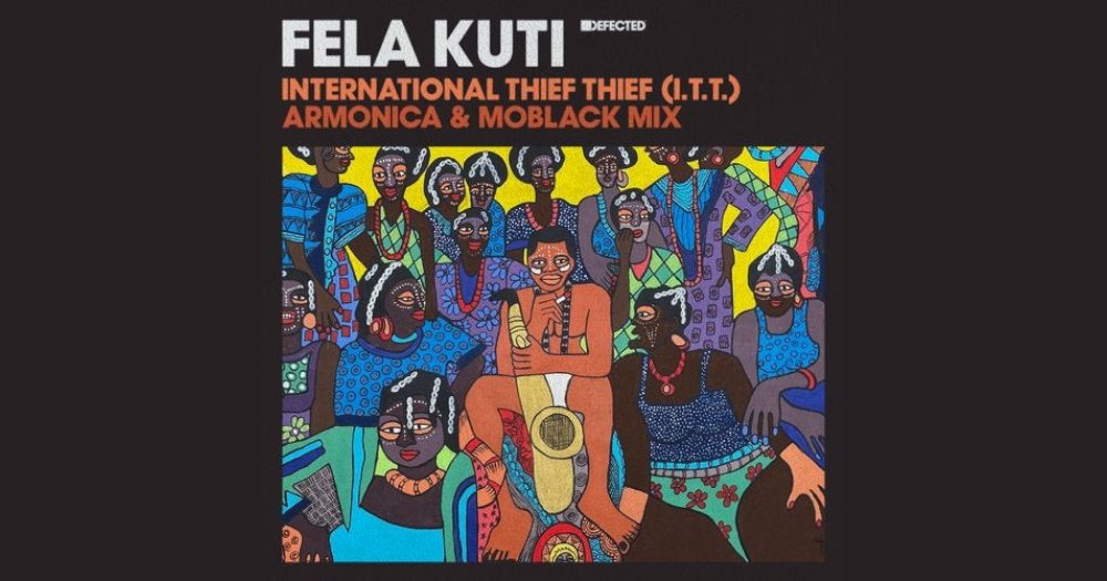 fela kuti defected
