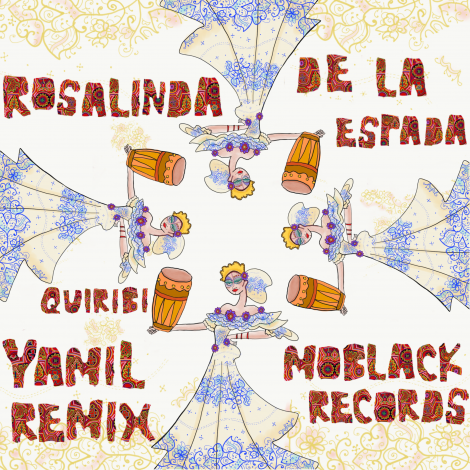 Rosalinda de la Espada – Quiribi (Yamil Remix)