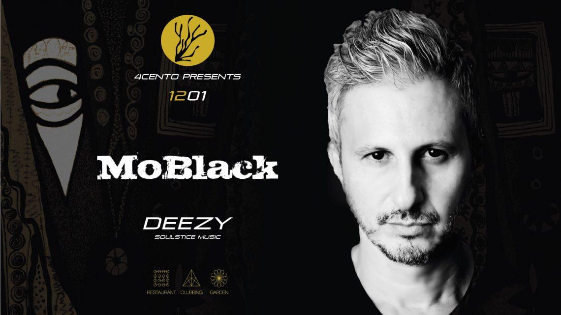 MoBlack – 4cento – Milano – Italy