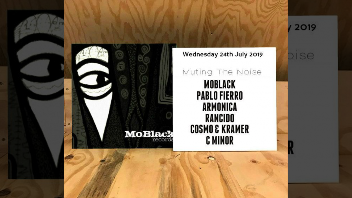 MoBlack x Muting The Noise