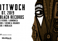 Mittwoch: MoBlack Records w/ MoBlack, Pablo Fierro and more