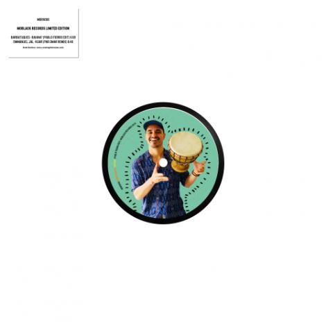 MBRV006: VARIOUS ARTISTS Baiana / Kuar