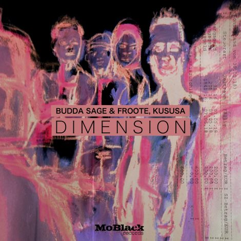 Budda Sage, Froote, Kususa – Dimension (Original Mix)